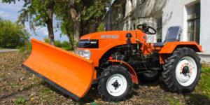 Трактора Еманжелинска укатят на поля Испании