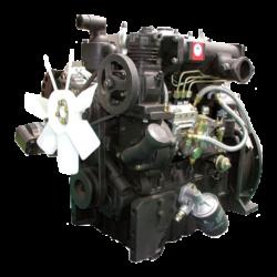 Three-cylinder diesel КМ385ВT