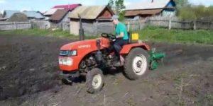 ПЕРВАЯ ПОМОЩЬ В ПОЛЕ Мини-трактора и навесное оборудование на все случаи жизни