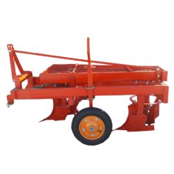 Plow rotary potato digger