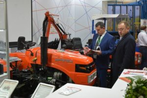 Manufacturers of the Emanzhelin region distinguished themselves at the Russian agro-industrial exhibition in Moscow