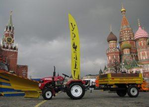 Рынок сельхозтехники Ирана и Армении не менее интересен, чем европейский