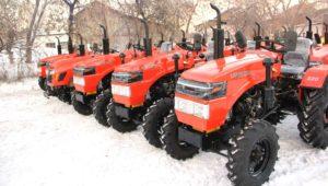 Уральский Lamborghini. В Челябинской области наладили ручную сборку тракторов