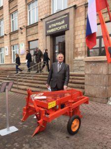 В ЮУрГАУ состоялось областное агрономическое совещание