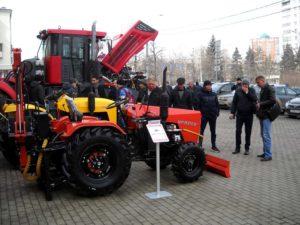 Сделано в России: Завод «Трактор» представил уникальное оборудование для аграриев