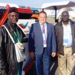 «УРАЛЕЦ» ПРИНИМАЕТ УЧАСТИЕ В МЕЖДУНАРОДНОЙ ВЫСТАВКЕ НА САММИТЕ РОССИЯ-АФРИКА В СОЧИ