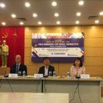 Выставка техники Уралец во Вьетнаме