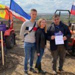 """<span class=""""title"""">В Молдавии южноуральские тракторы предстали во всей красе</span>"""